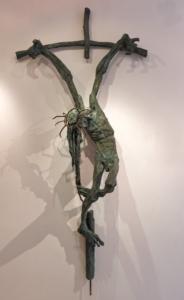 Sculpture de Glamotchack